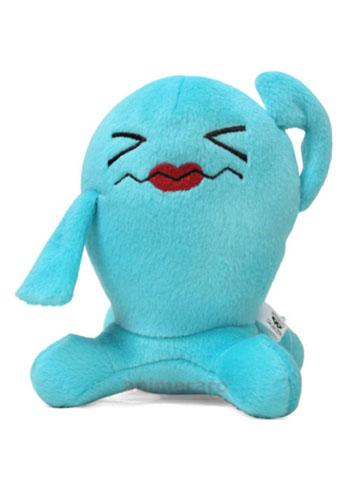 "Pokemon Wobbuffet Female 6"" - Character Plush Toy Doll"