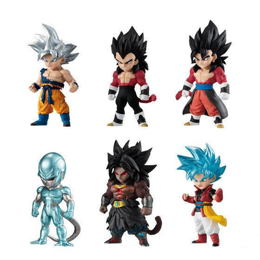 Super Dragon Ball Heroes Adverge 2 - Character Candy Toy Figure