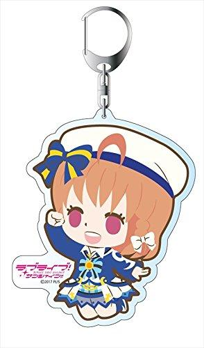Love Live! Sunshine!! Chika Ikebukuro Love Live Welcome to Uranohoshi Acrylic Key Chain Mascot