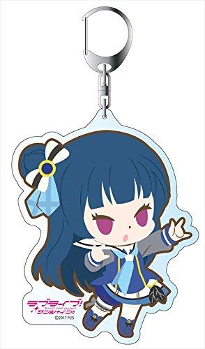 Love Live! Sunshine!! Yoshiko Ikebukuro Love Live Welcome to Uranohoshi Acrylic Key Chain Mascot