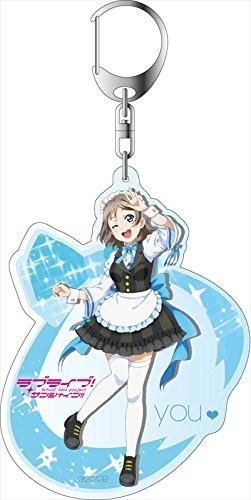 Love Live! Sunshine!! You Ikebukuro Welcome to Uranohoshi High Ver. - Acrylic Deca Key Chain