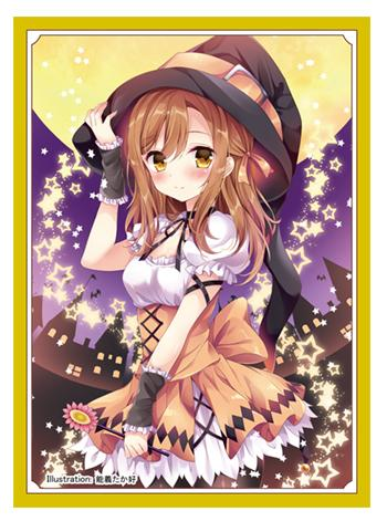 Love Live! Sunshine!! Hanamaru Halloween Ver. - Limited Exclusive Doujin Character Sleeves