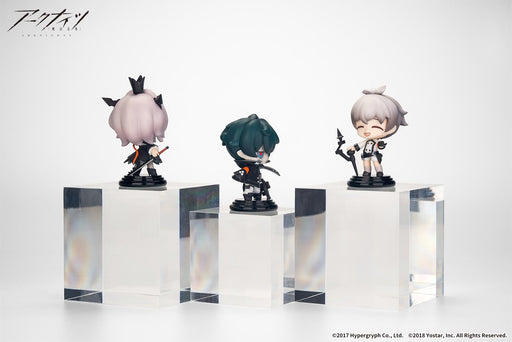 Arknights - Chess Piece Series Vol.4 Set of 3 - APEX Mini Statue Figure (Pre-order) Jul 2021