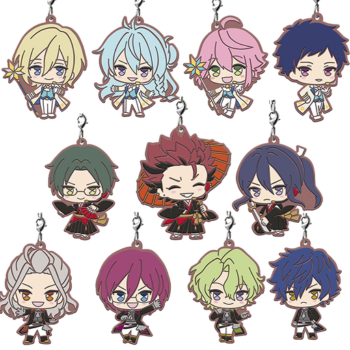 Ensemble Stars - Next Stage - Character Rubber Strap Mascot Vol.3