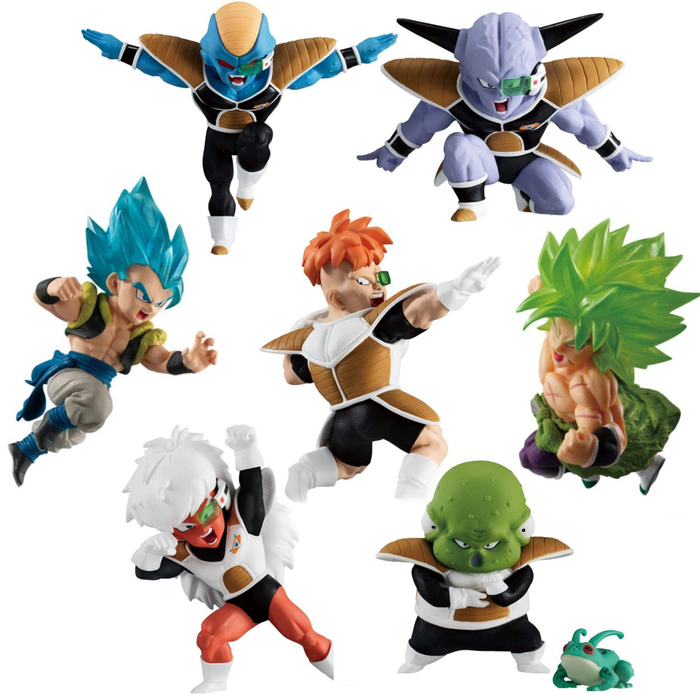 Dragon Ball - Adverge Motion Bandai Character Candy Toy Mini Figure Vol.2