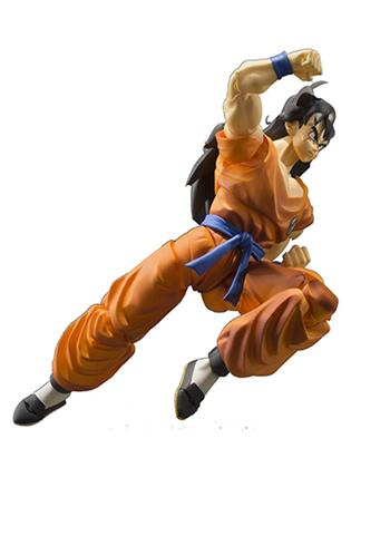 Dragon Ball Z Tamashii S.H. Yamcha - Figuarts Action Figure