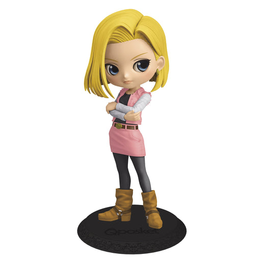 Dragon Ball Z - Android 18 - Q Posket Character Figure (Ver.B) Banpresto