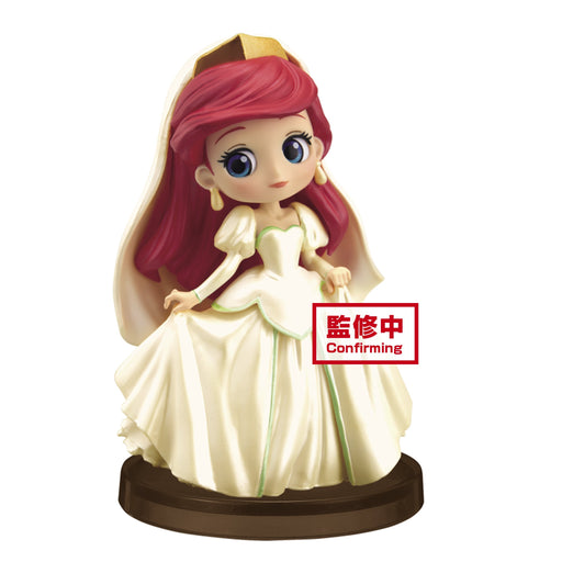 Story of the Little Mermaid Disney -  Character Q Posket Petit Figure Style Girls Festival Vol.2