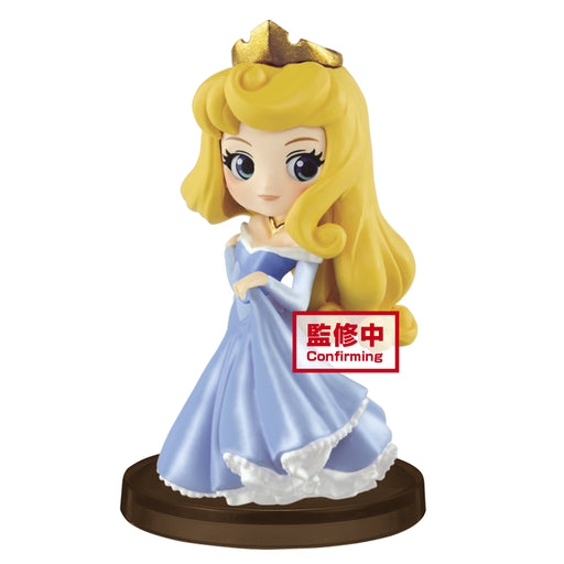 Sleeping Beauty Disney - Princess AuroraBeauty (Girls Festival) - Character Q Posket Petit Figure Vol.2 Bandpresto