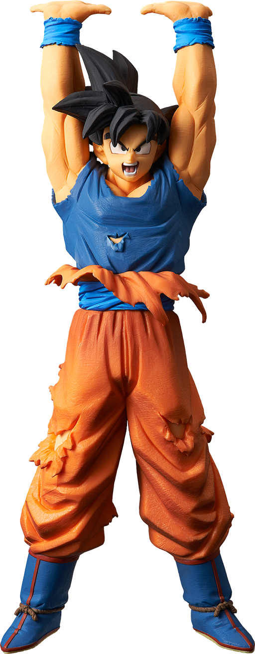 Dragon Ball Super - Son Goku Give Me Energy Spirit Ball Special - Character Prize Figure Banpresto Sept 2020
