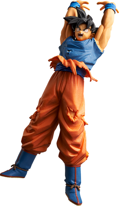 Dragon Ball Super - Son Goku Give Me Energy Spirit Ball Special - Character Prize Figure Banpresto
