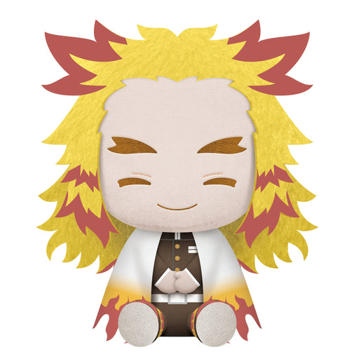 Demon Slayer - Kyojuro Rengoku Big Plush - Banpresto Plush