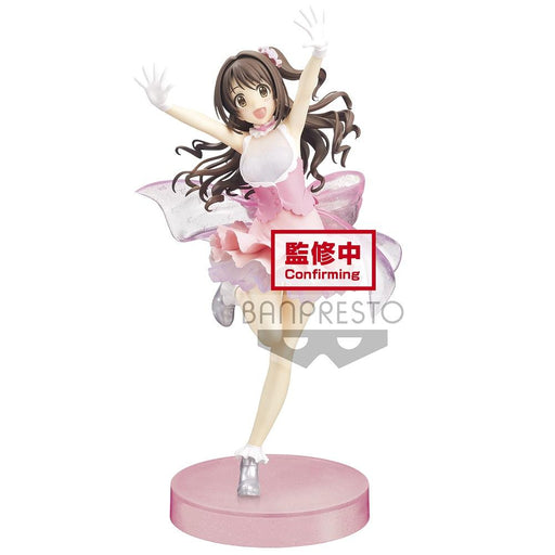 The Idolm@ster Cinderella Girls -  Espresto Est Dressy and Motions Uzuki Shimamura - Banpresto Prize Figure (Pre-order) May 2021