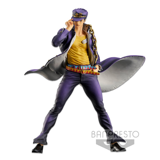 Jojo'S Bizarre Adventure:Stardust Crusaders - Super Master Stars Piece Jotaro Kujo The Brush - Banpresto Prize Figure (Pre-order) May 2021