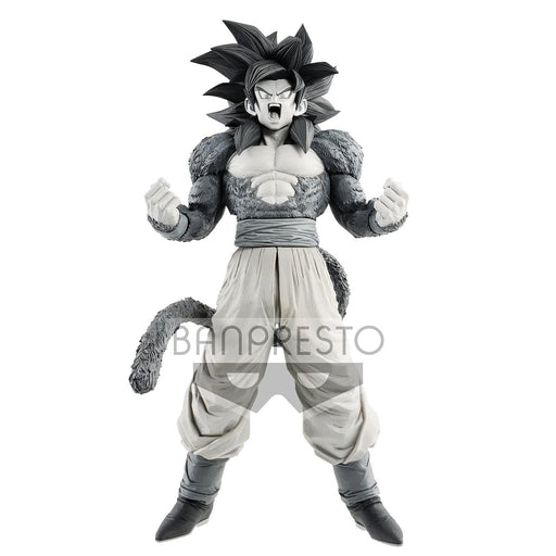 Dragon Ball GT Super Master Stars Piece SMSP SSJ4 Goku (Black & White ver.)