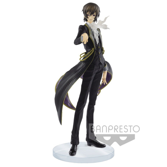 Banpresto Code Geass Lelouch Lamperouge - EXQ Figure