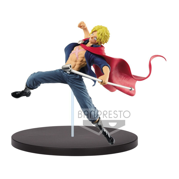 One Piece WFC Worls Figure Colosseum in China Sabo - Prize Figure