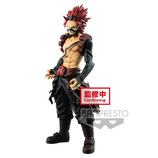 My Hero Academia Age of Heroes Red Riot Character Prize Figure Banpresto MHA