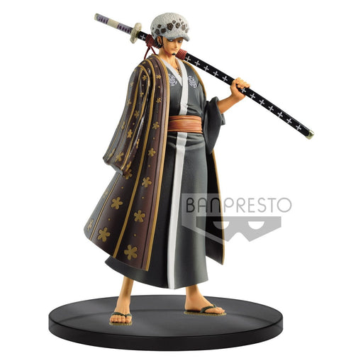 One Piece DXF The Grandline Men Wanokuni Trafagar Law Character Prize Figure Vol.3