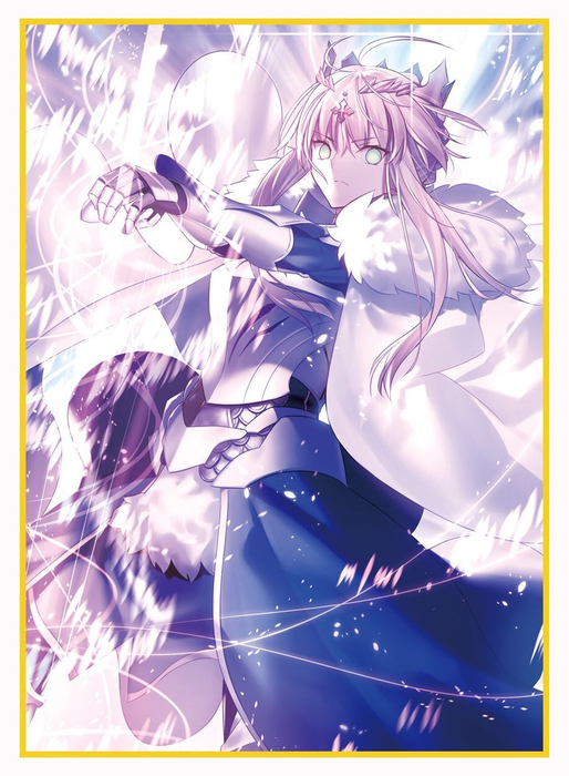 Doujin Fate Grand Order Altria Pendragon Lancer - Character Sleeves FGO
