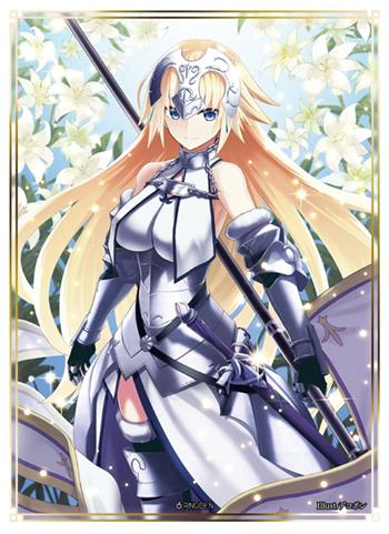 Comiket C92 Fate Grand Order Ruler Jeanne d'Arc - Doujin Character Sleeves FGO