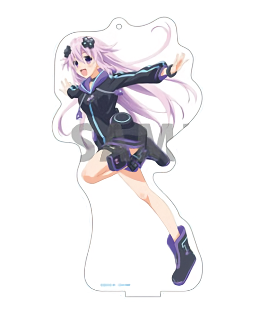 C96 Hyperdimension Neptunia The Animation: Nep Summer 2019. Ver. - Dimension Traveler Neptune Ver.A - Character Acrylic Stand