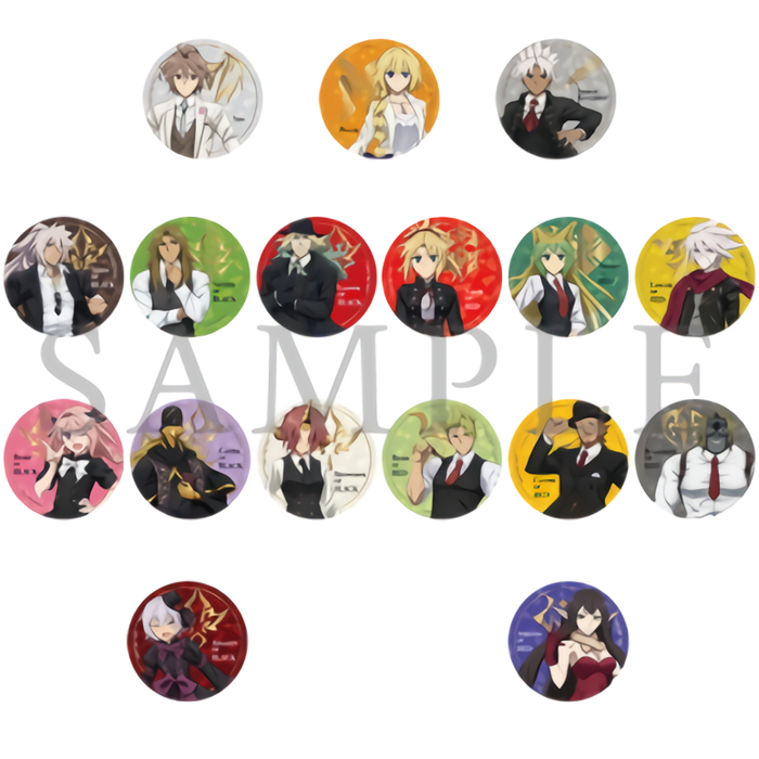 Fate/Apocrypha - Epilogue Event Exclusive Can Badge Pin Blind Box