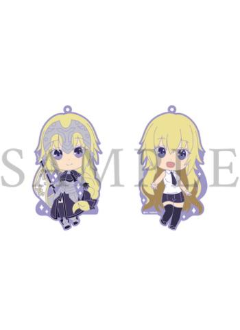 Fate/Apocrypha - Jeanne d'Arc Ruler - Epilogue Event Exclusive Rubber Strap 2 Sided Pattern
