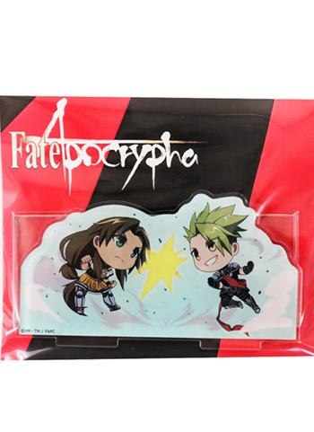 Fate/Apocrypha - Achilles vs Chiron - Epilogue Event Exclusive Acrylic Scene Stand