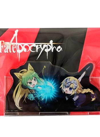 Fate/Apocrypha - Jeanne vs Atalanta - Epilogue Event Exclusive Acrylic Scene Stand