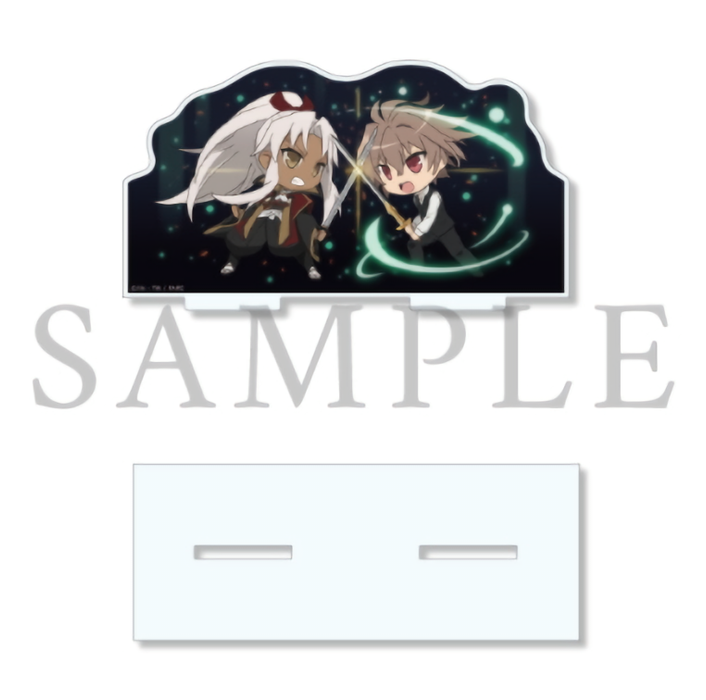 Fate/Apocrypha - Shirou vs Sieg - Epilogue Event Exclusive Acrylic Scene Stand