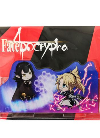 Fate/Apocrypha - Mordred vs Semiramis - Epilogue Event Exclusive Acrylic Scene Stand