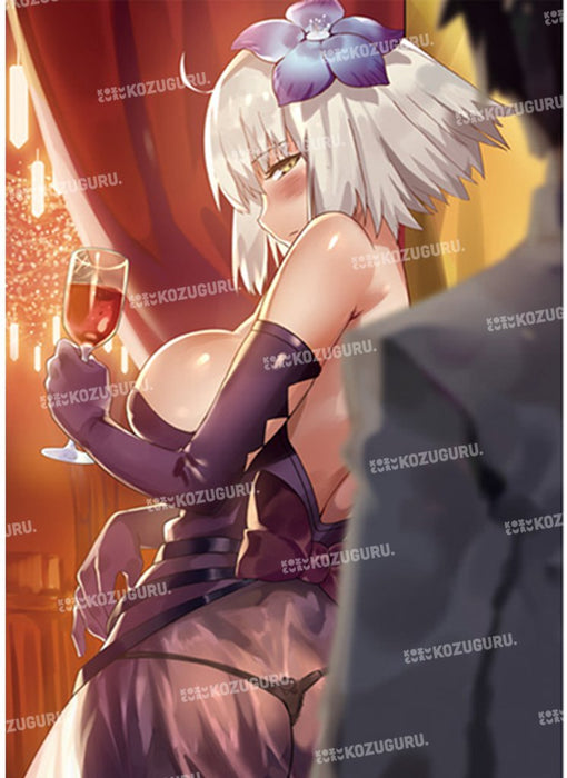 Fate Grand Order Party Night Doujin - Character Formal Wear Illustration Book