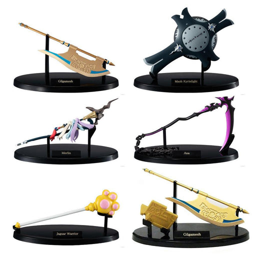 Fate/Grand Order FGO Absolute Demonic Front Babylonia - Miniature Prop Collection - Candy Toy Figure Vol.1