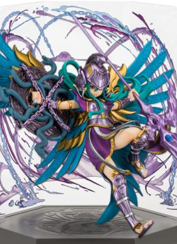 Puzzle & Dragons Dark Athena Prize Figure