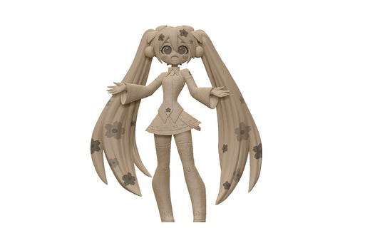 Vocaloid - Hatsune Miku CartoonY figure Sakura Miku - Furyu Non-Scale Figure (Pre-order) March 2021