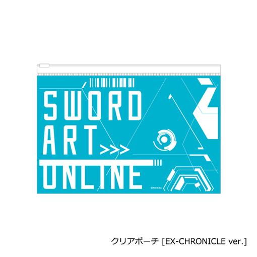 Sword Art Online - EX-CHRONICLE Ver. Event Exclusive Clear Pouch