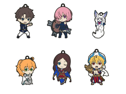 Fate/Grand Order - Absolute Demonic Front: Babylonia - Good Smile Company Nendoroid Plus Collectible Rubber Keychains 01 (Pre-order) Apr 2021