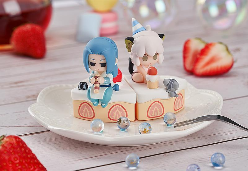 The Legend of Hei - Collectible Figures: Happy Birthday! - Good Smile Arts Shanghai Trading Figures (Pre-order) Sept 2021
