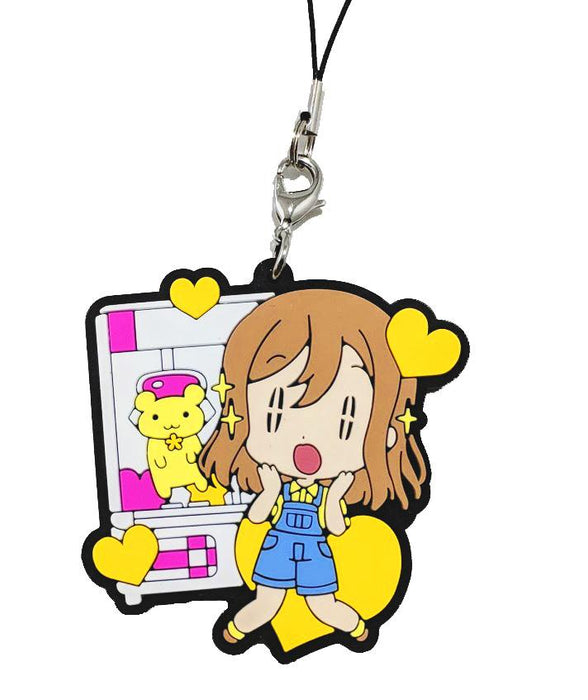 Love Live Sunshine!! Collab Cafe Exclusive Rubber Straps (Arcade Ver.)
