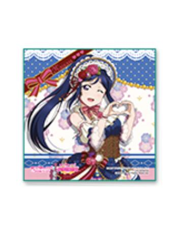 Love Live! Sunshine!! Cafe Hostess Ver. Collab Cafe Exclusive Microfiber Towel Individuals