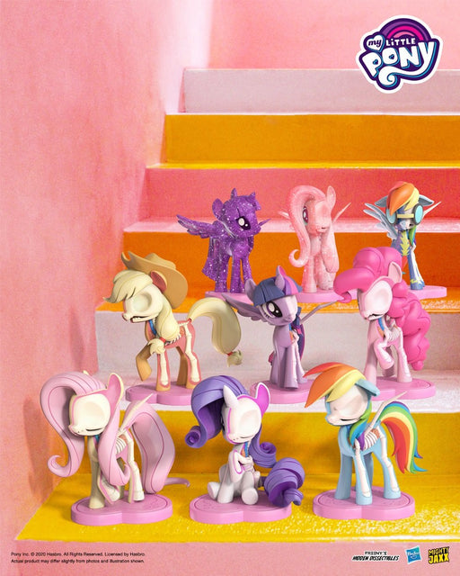 Freeny's Hidden Dissectible: My Little Pony Vinyl Figure (Pre-order) Jan 2021