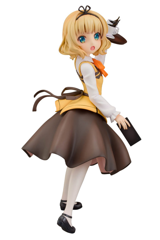 Is the order a rabbit?? - Syaro (Cafe Style)(2nd re-run) - Plum 1/7 Scale Figure(Pre-order) Jan 2021(Pre-order) Jan 2021
