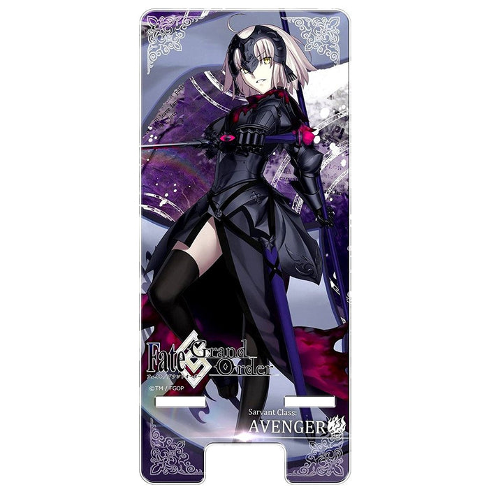 Fate/Grand Order Avenger Jeanne d'Arc Alter Smart Mobile Phone Stand FGO