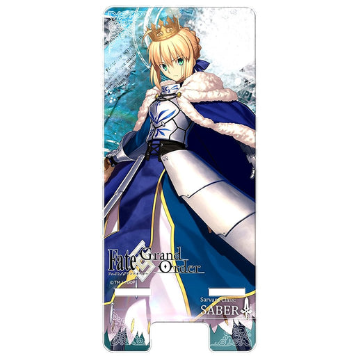 Fate/Grand Order Saber Altria Pendragon Smart Mobile Phone Stand FGO