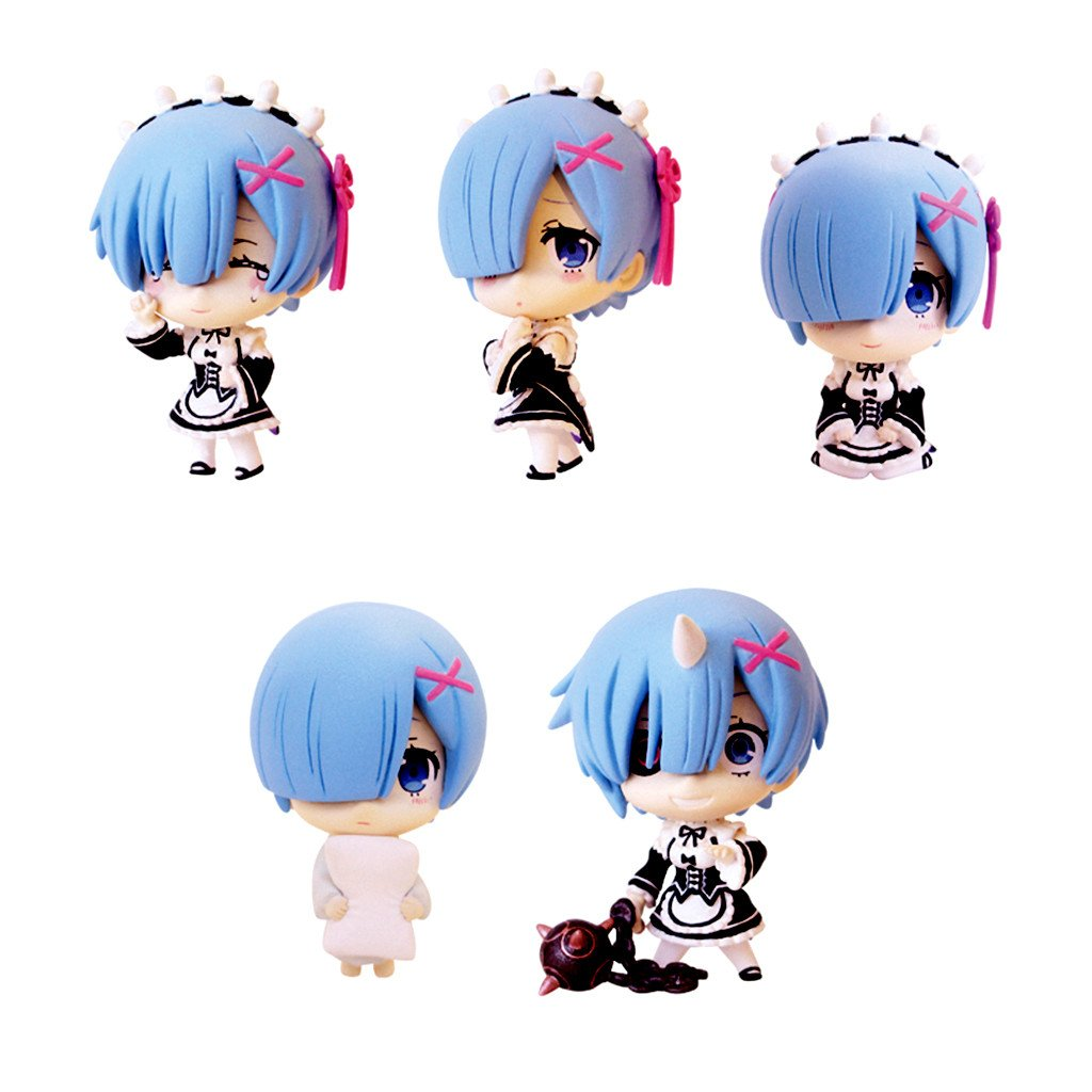 Re Zero Starting Life In Another World Rem Chibi Blind