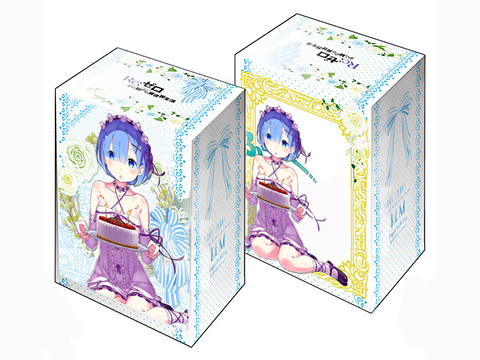 Re:Zero Starting Life in Another World - Rem Birthday Deck Box (Creator's Ver.)