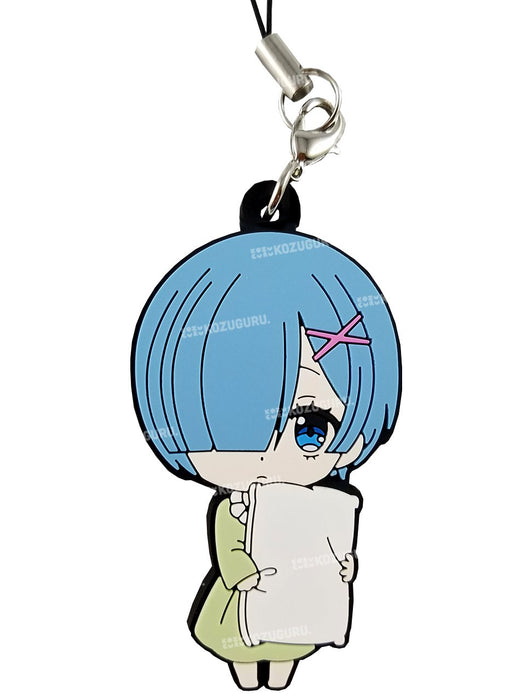 Re: Zero - Rem with Pillow - Capsule Rubber Strap
