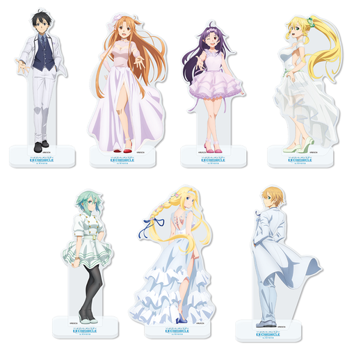 Sword Art Online SAO EX-CHRONICLE Kyoto Version - Event Exclusive Character Acrylic Stand