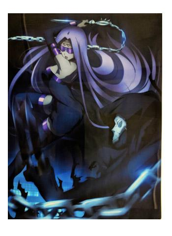 UFOTable Cafe Fate/stay night: Heaven's Feel Battle Rider vs Assassin Wall Scroll Tapestry A3